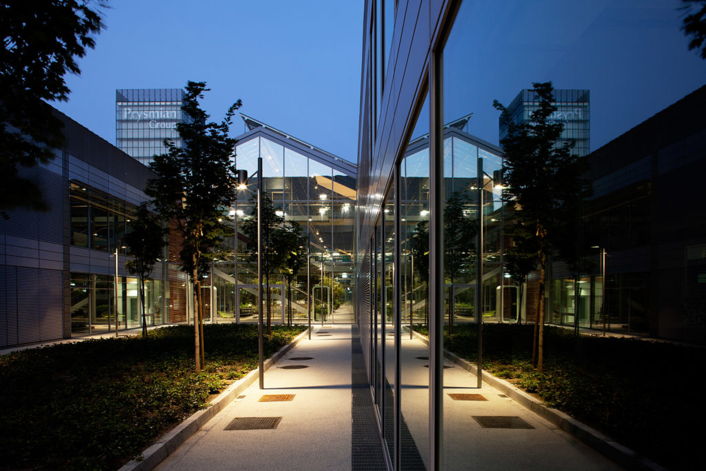 Prysmian Headquarters - LEED Platinum by SCE Project