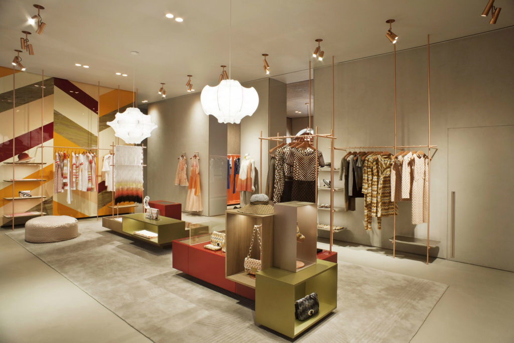 Missoni Milan Milano by Patricia Urquiola & SCE Project