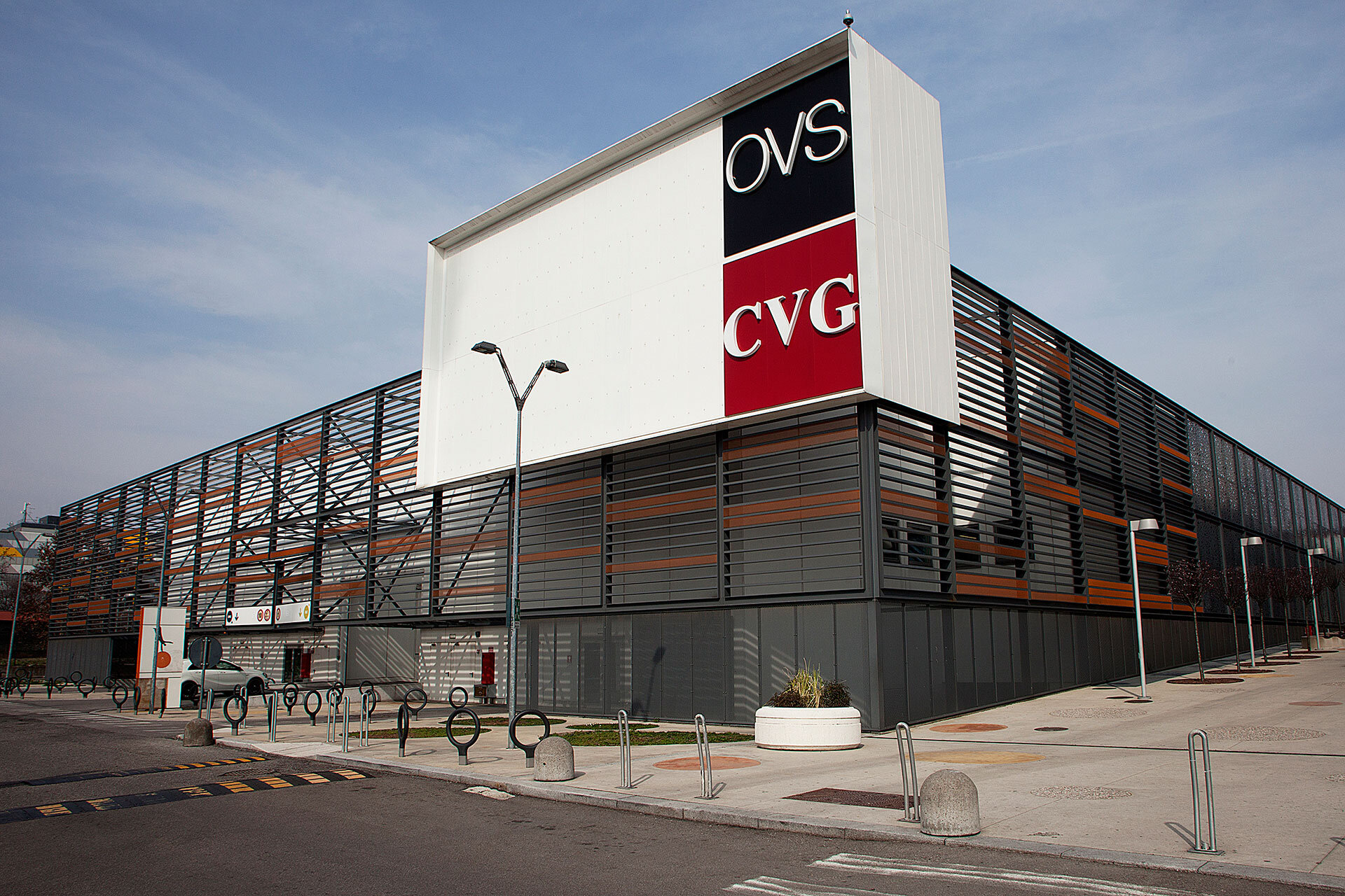BICOCCA VILLAGE - GATE & CINEMA 4