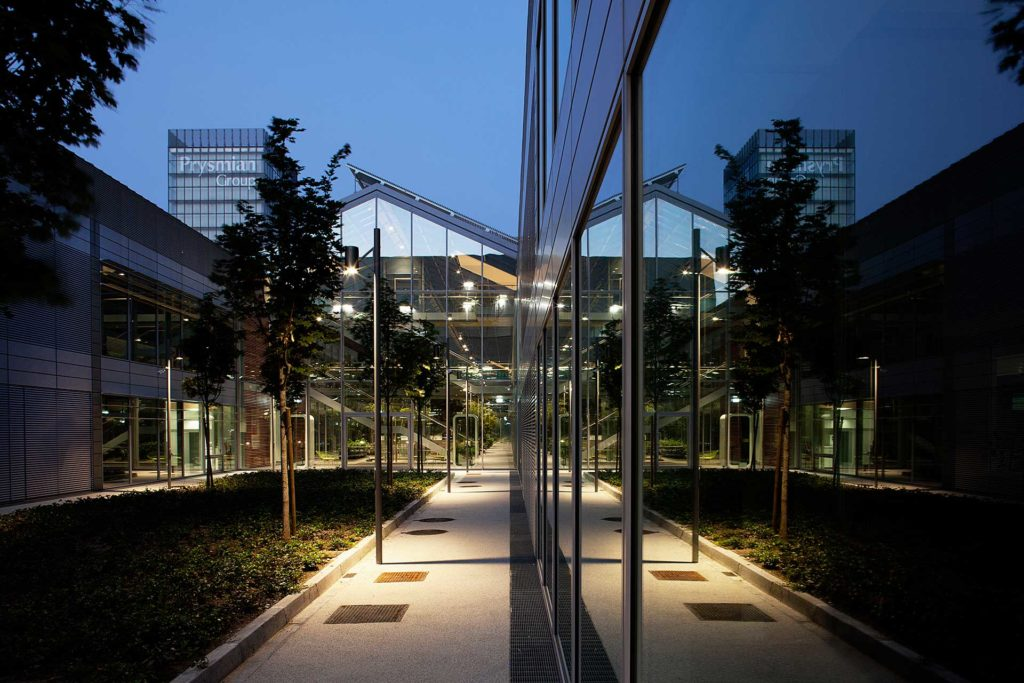 Sede Prysmian Milano LEED Platinum by SCE Project