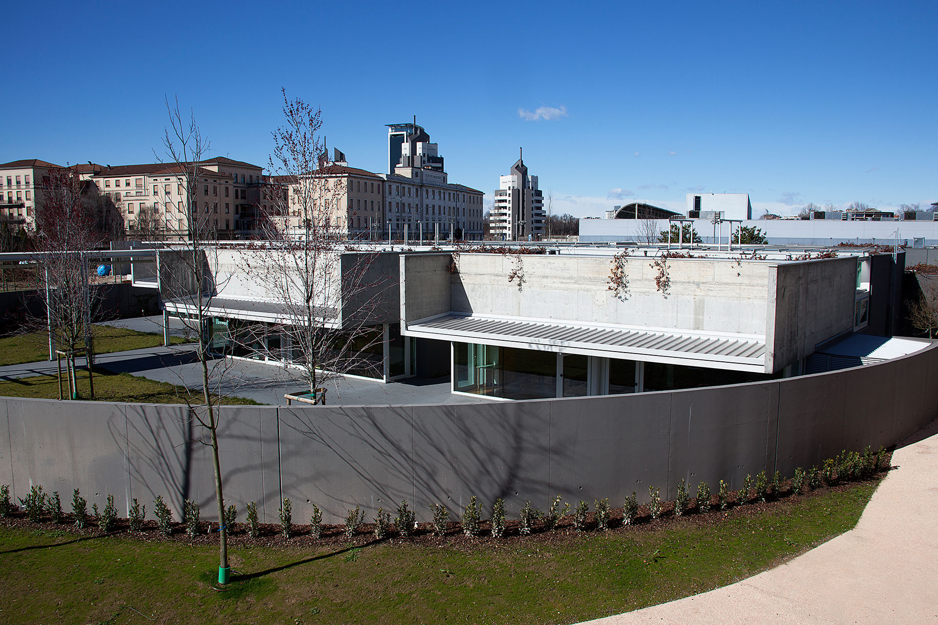 Asilo Portello Nursery School Milano Milan by SCE Project