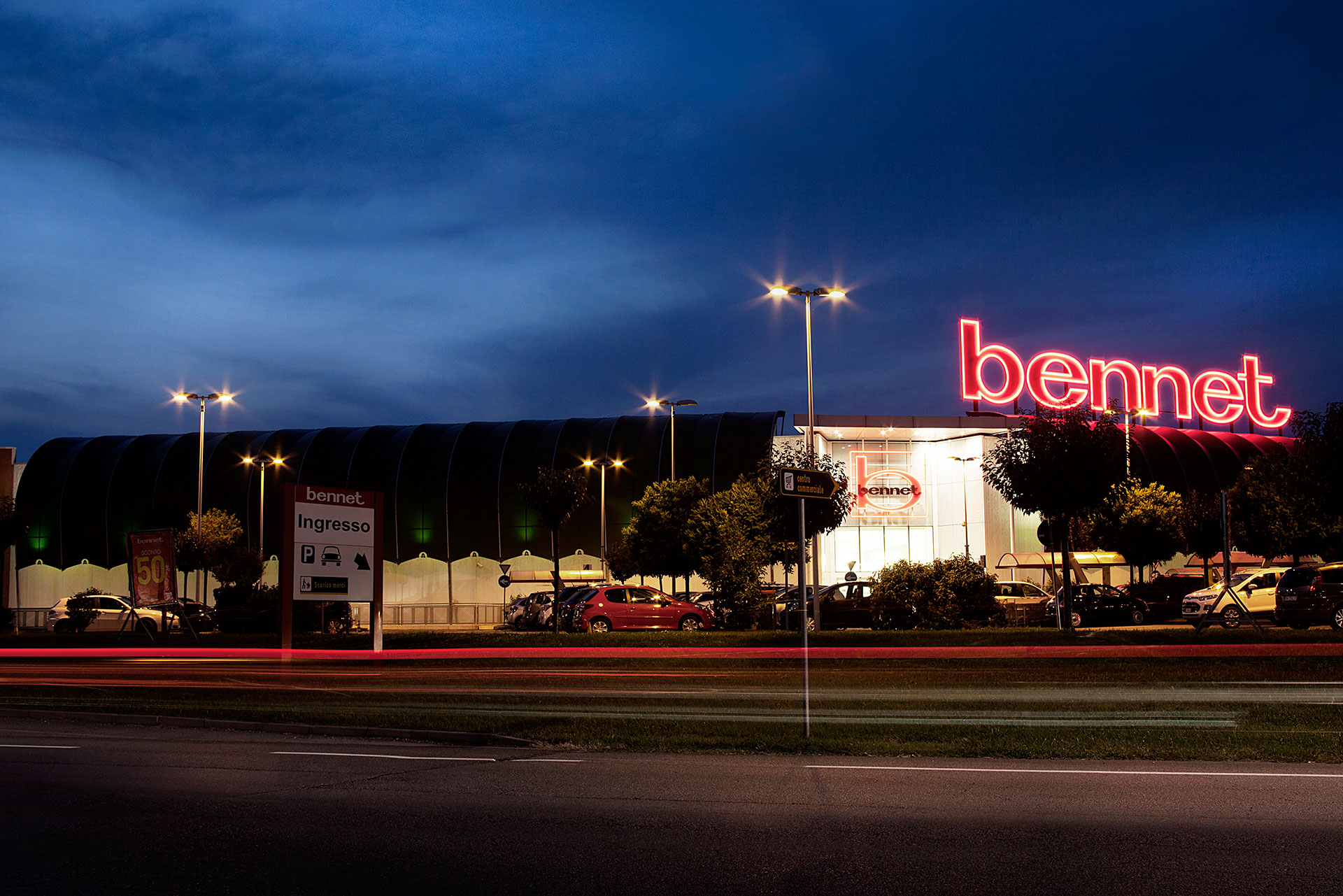 BENNET SHOPPING CENTER 16