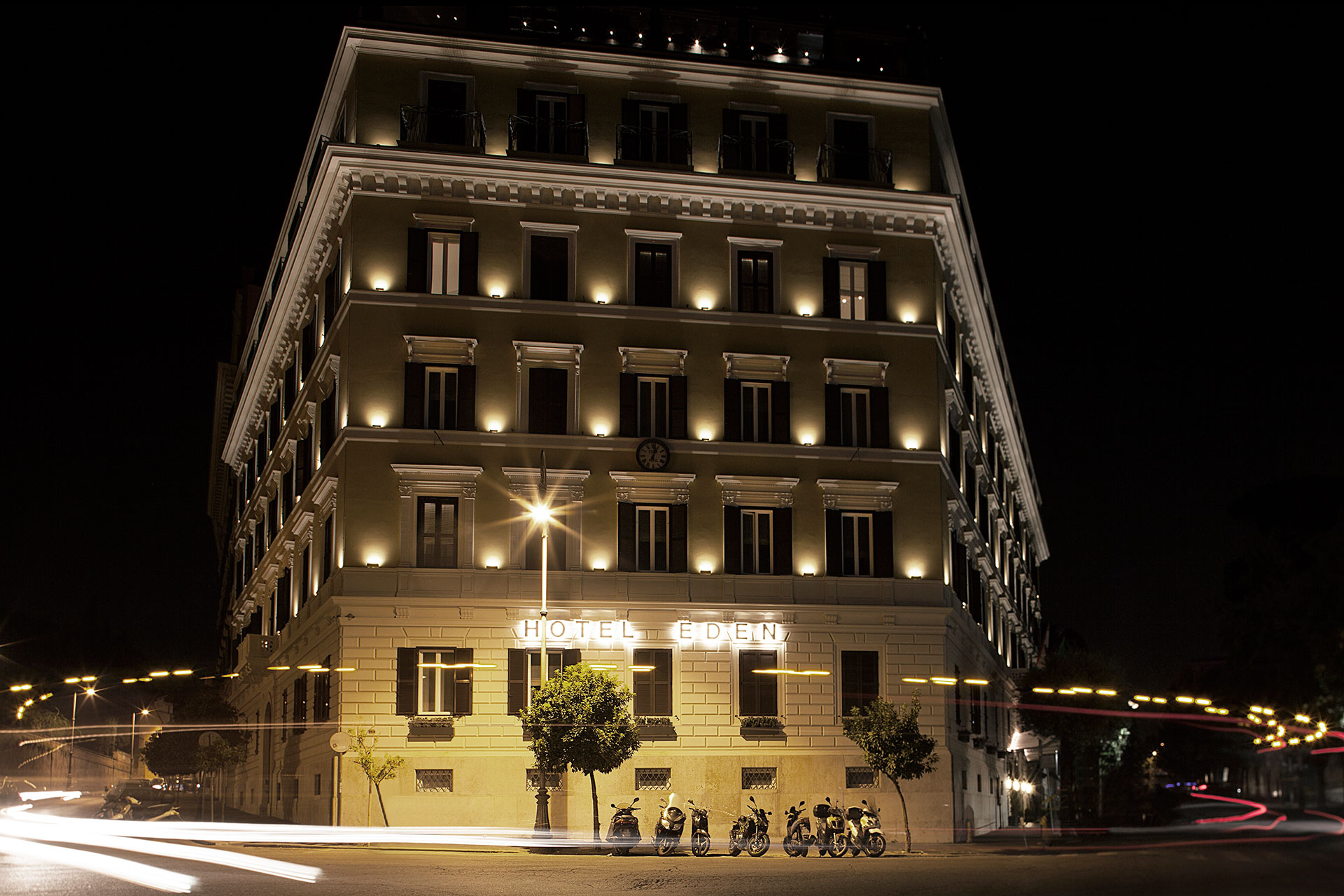 Hotel Eden Rome Roma by GLA & SCE Project