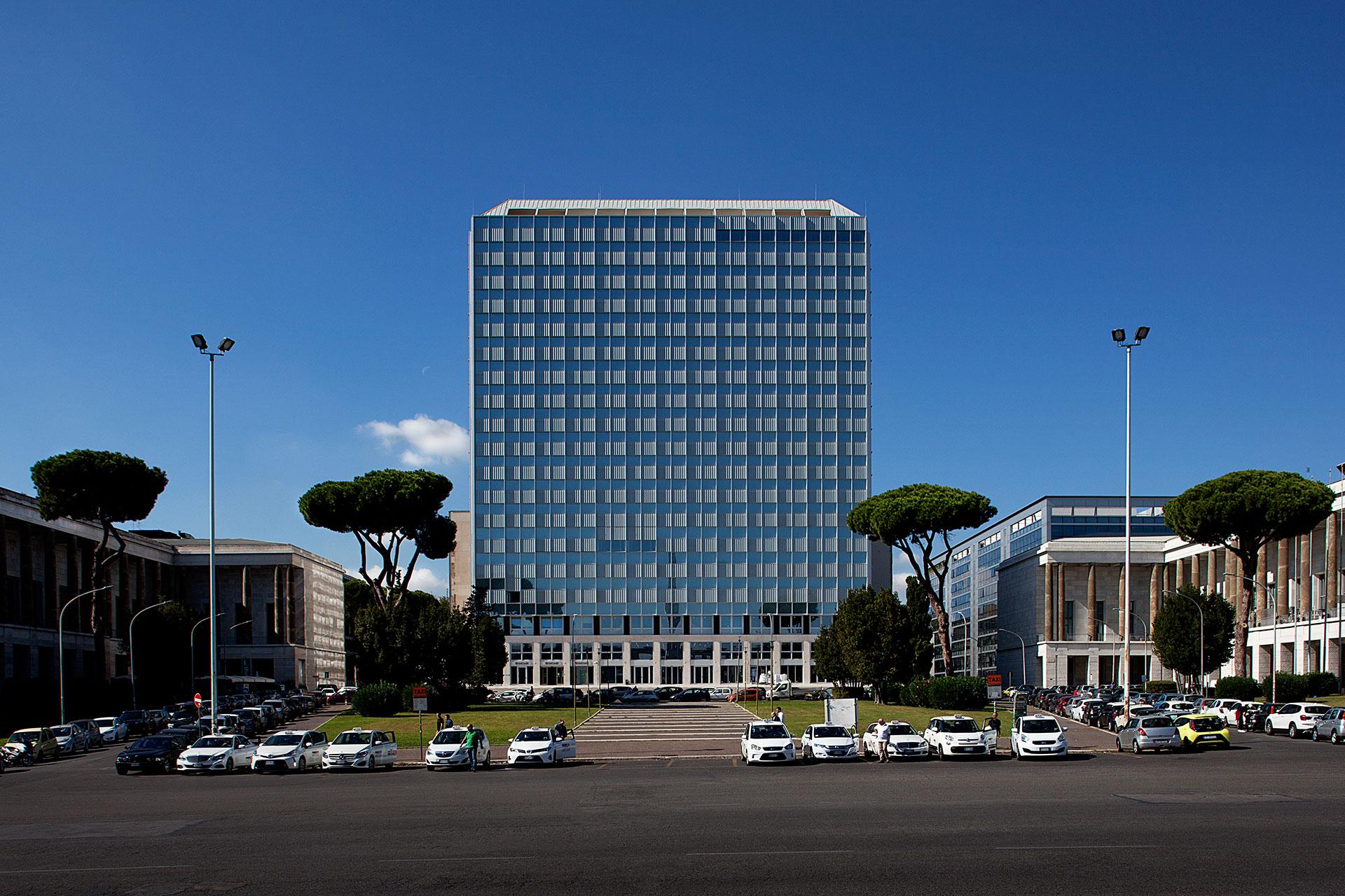 Palazzo Italia Roma Rome by SCE Project