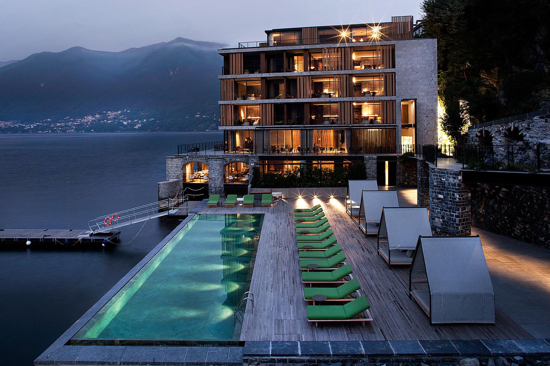 LE SERENO HOTEL 5
