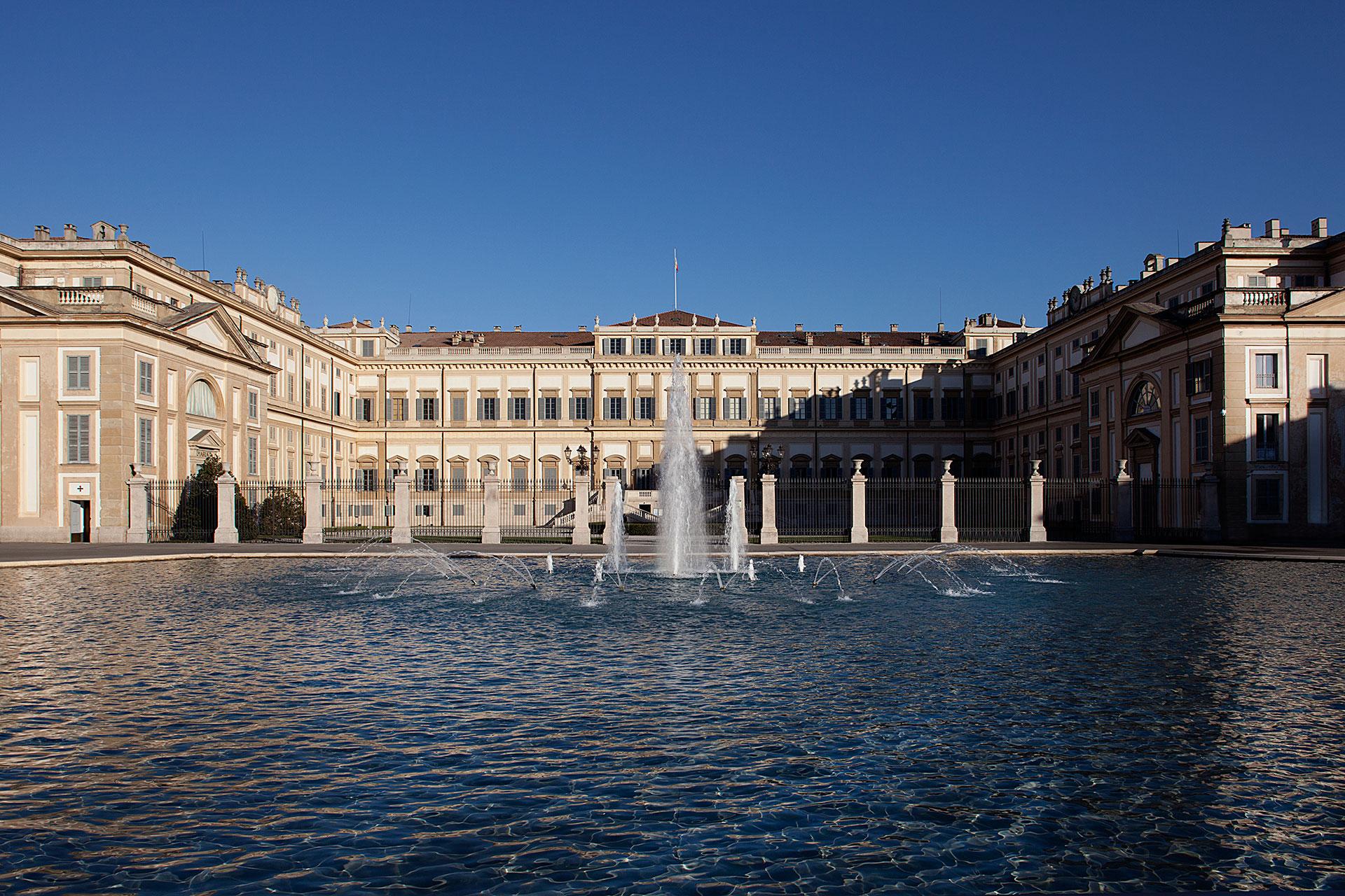 Villa Reale Monza Restauro by SCE Project
