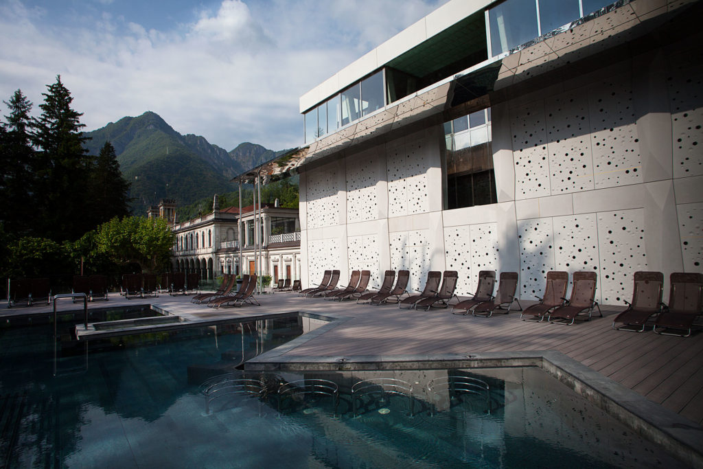 Hotel Des Thermes Spa a San Pellegrino Terme by SCE Project