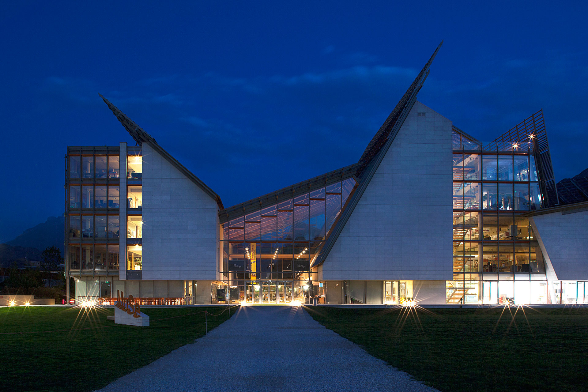 Il Muse, Trento by Renzo Piano e SCE Project