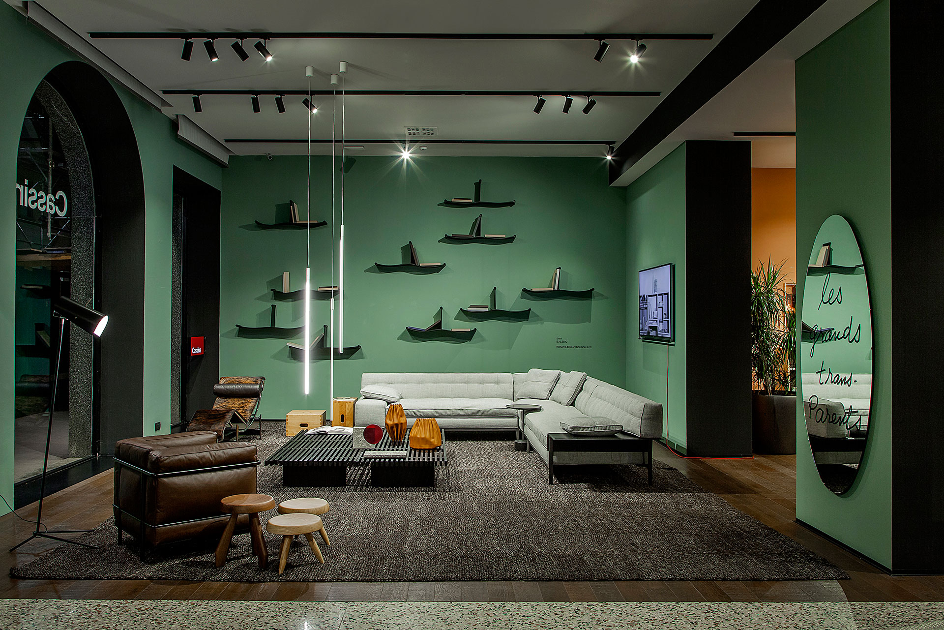 CASSINA SHOWROOM 3