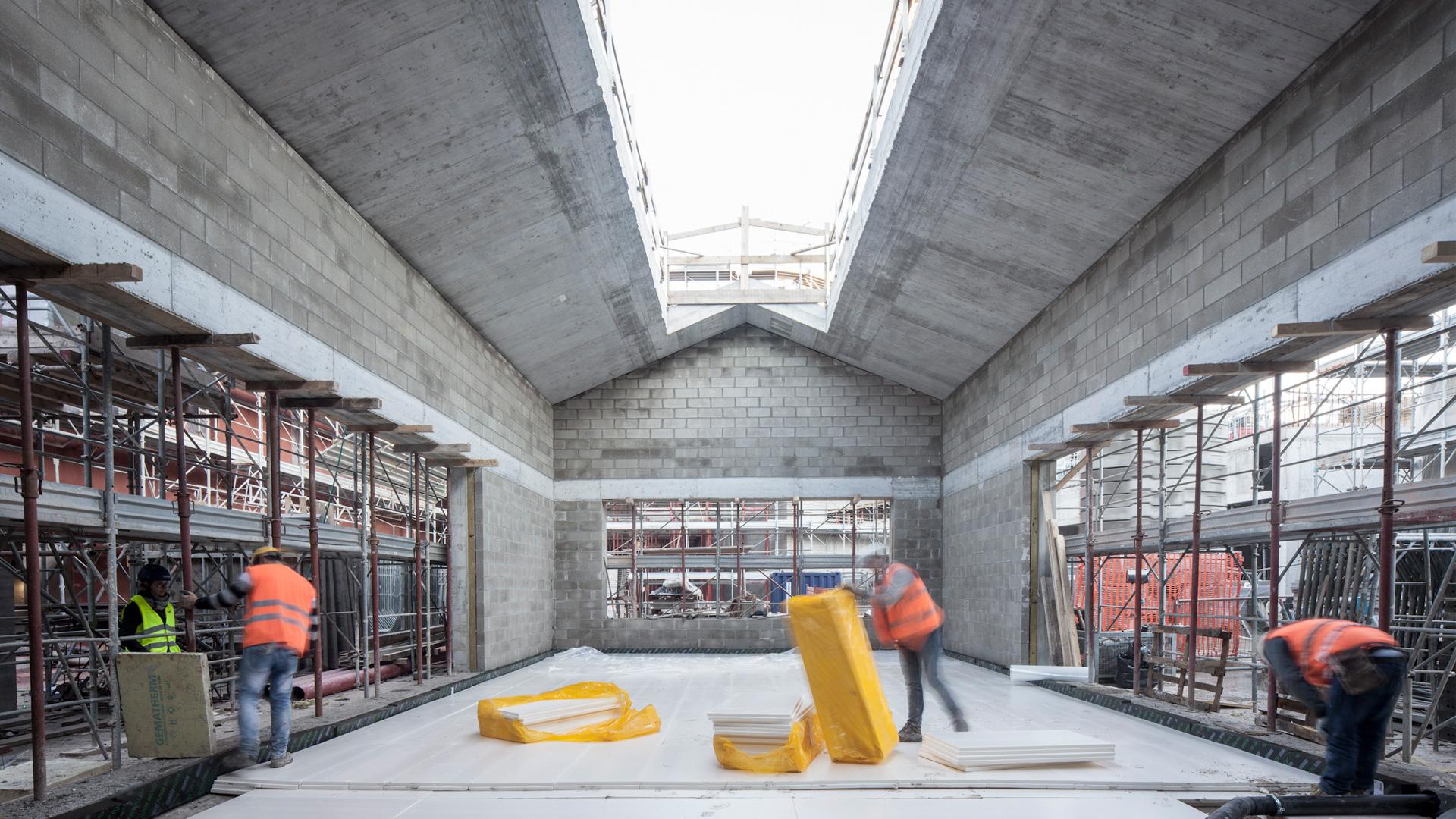 SCE Project Direzione lavori in Italia - Construction Management in Italy