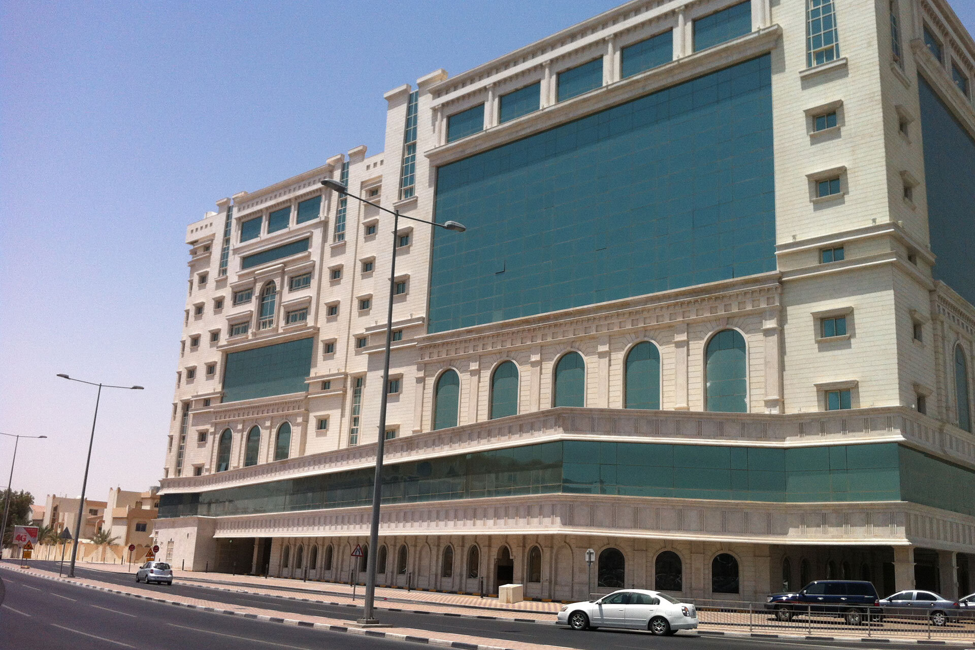 Ospedale di Doha Hospital by PCMR & SCE Project