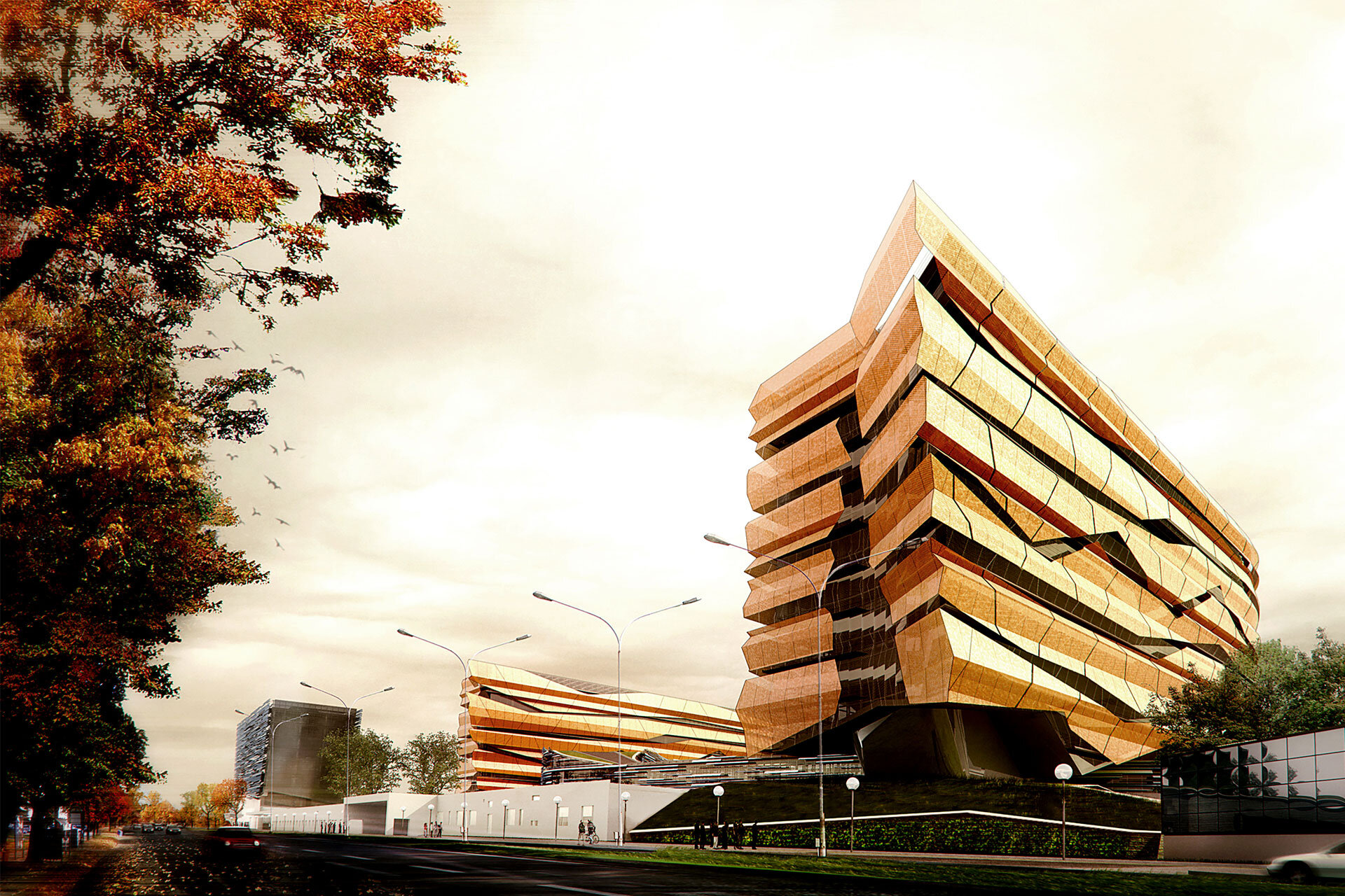 ENI HEADQUARTERS 1