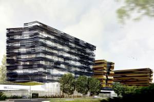 Centro Direzionale SNAM by Morphosis & SCE Project
