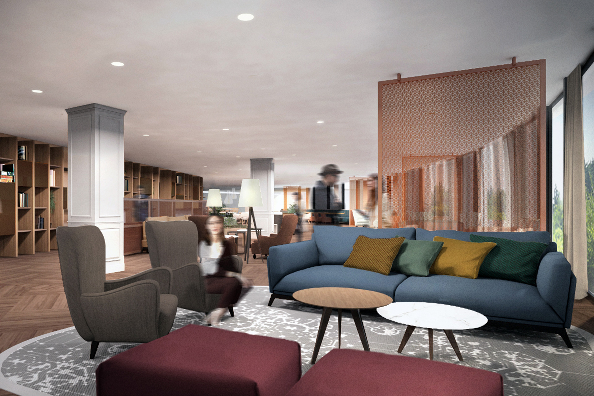 HOTEL SHERATON 37