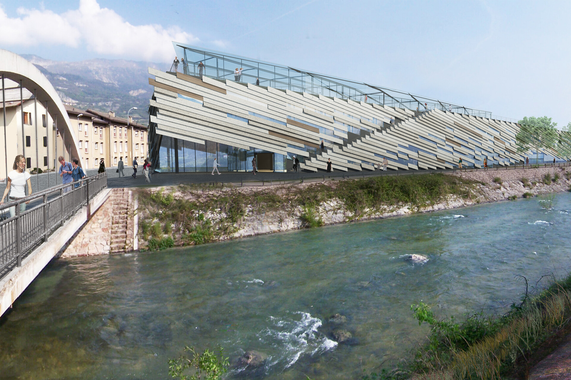 PROGETTO MANIFATTURA - GREEN INNOVATION FACTORY