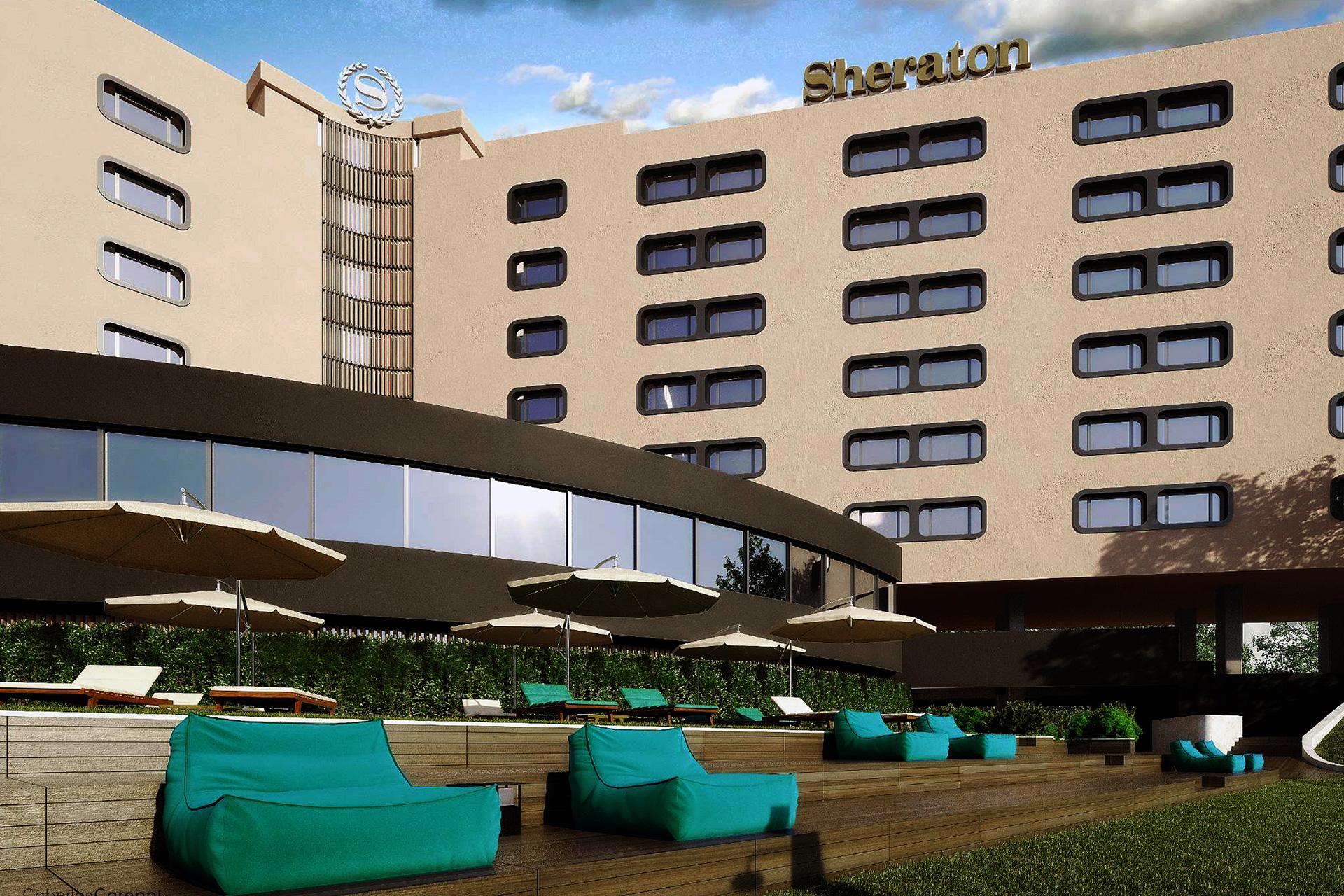 HOTEL SHERATON 24