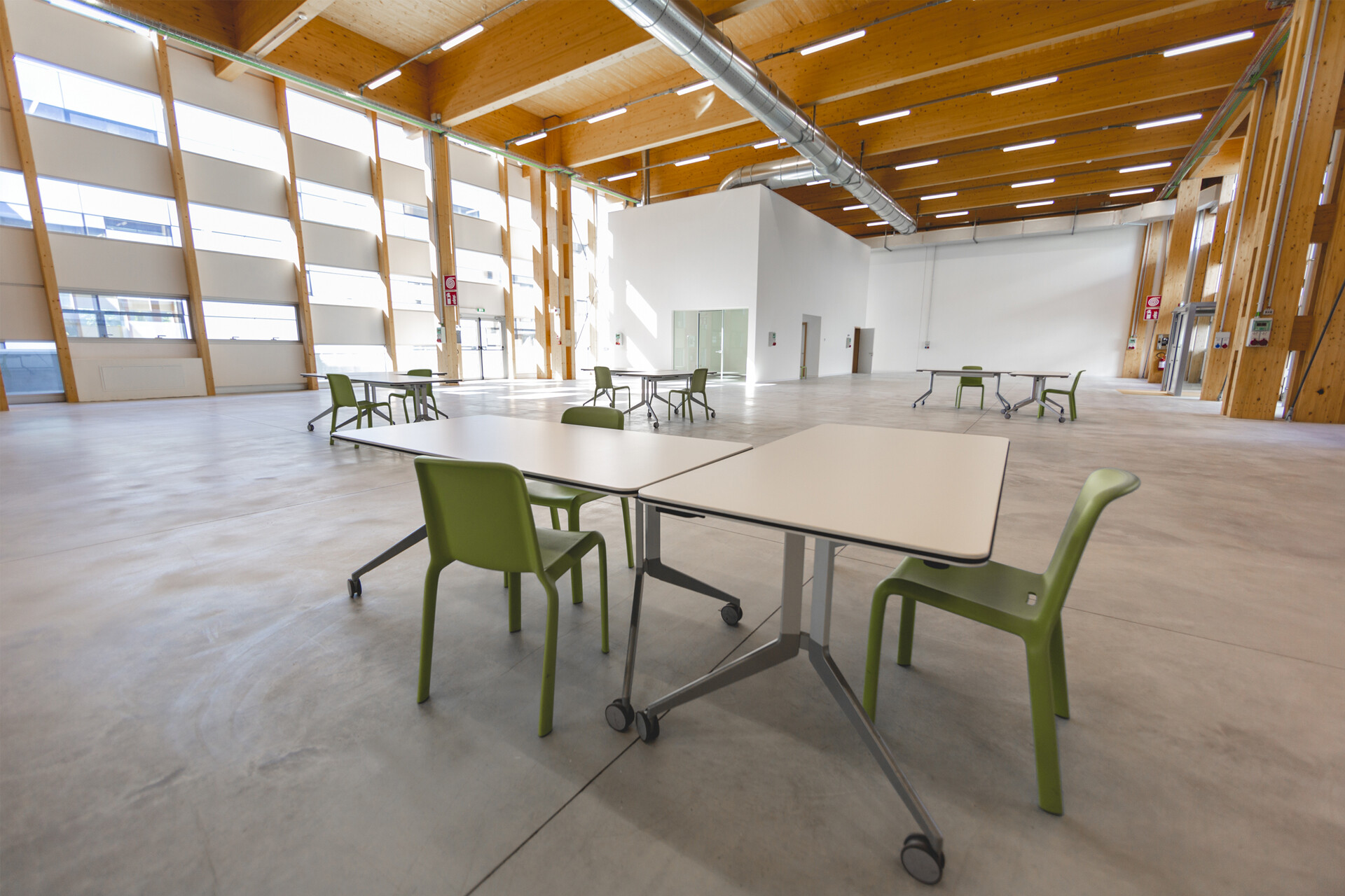 Build Award Green Innovation Factory Rovereto SCE Project