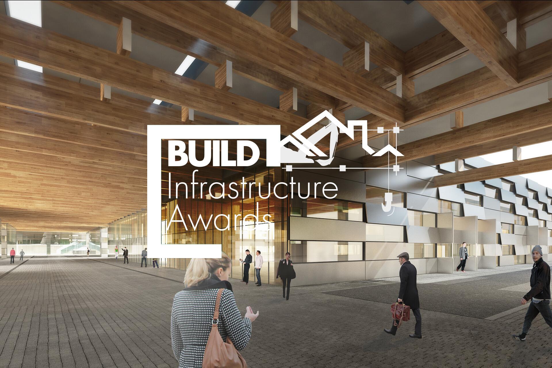 Build Award Green Innovation Factory Rovereto SCE Project Kengo Kuma