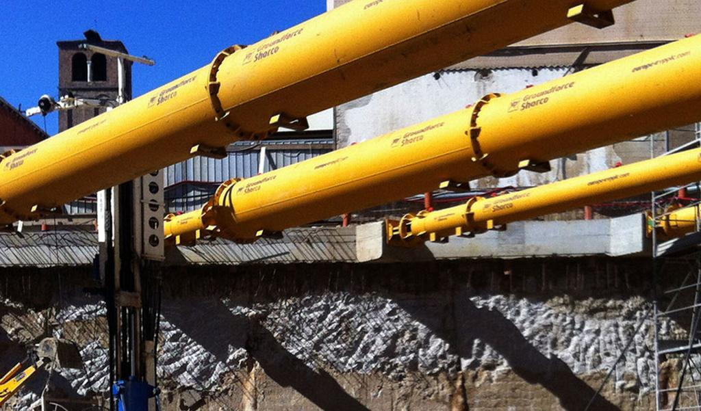 Geotechnical engineering Ingegneria Geotecnica by SCE Project