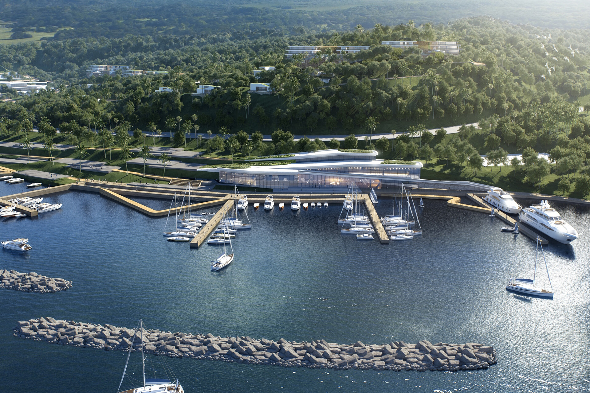 SCE Project ASIA King Resort Marina