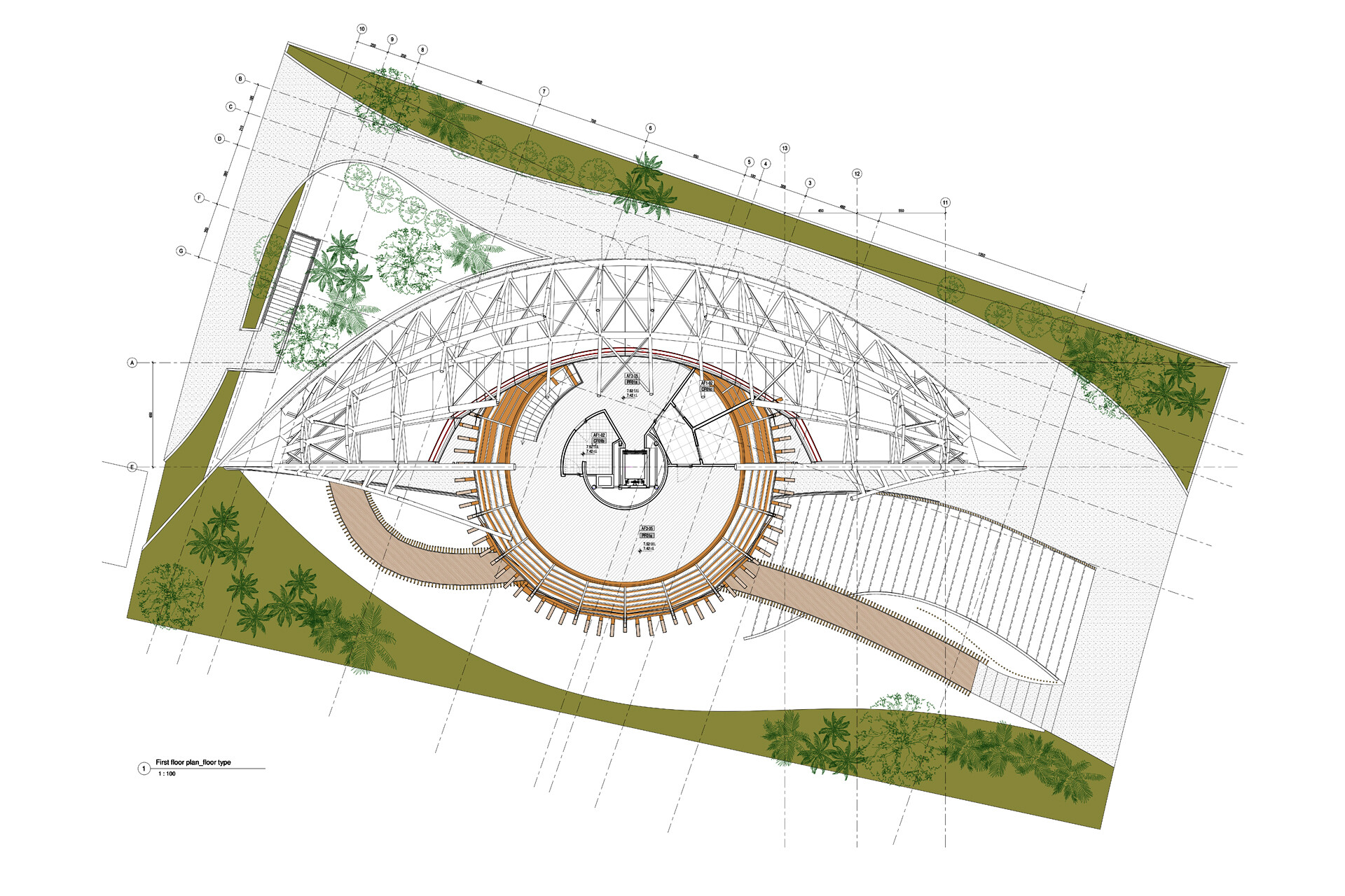 Azerbaijan Dubai Expo 2020 SCE Project