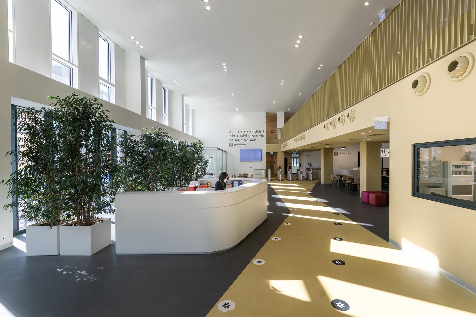 ICS School SCE Projet Barreca La Varra Milano