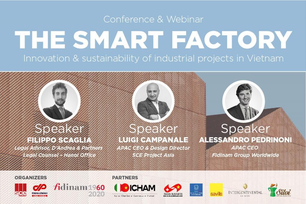 """CONFERENCE """"THE SMART FACTORY"""" 3"""