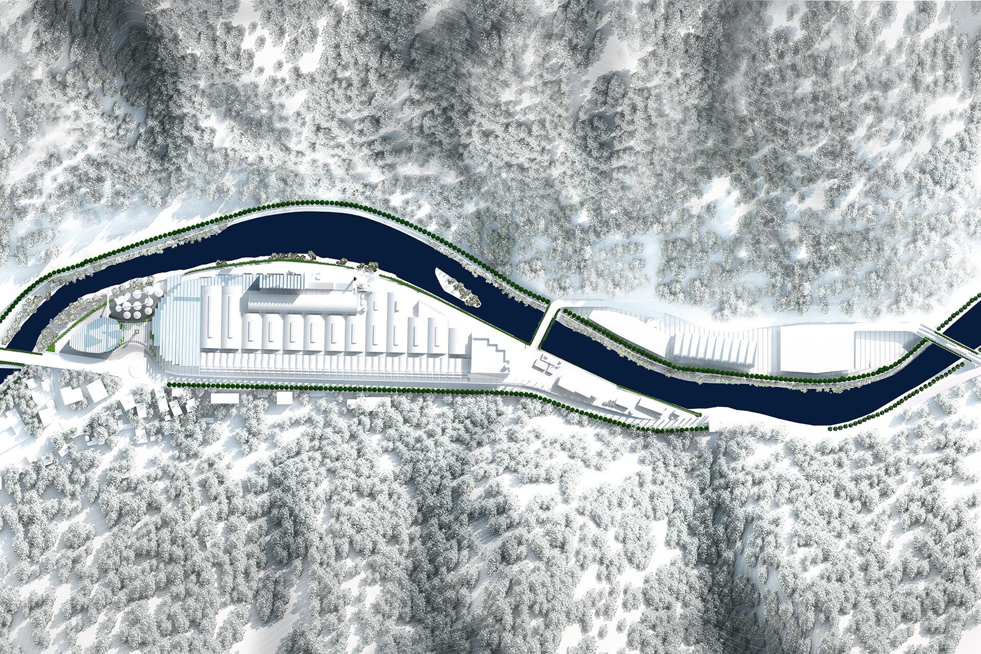 San Pellegrino Flagship Factory SCE Project BIG