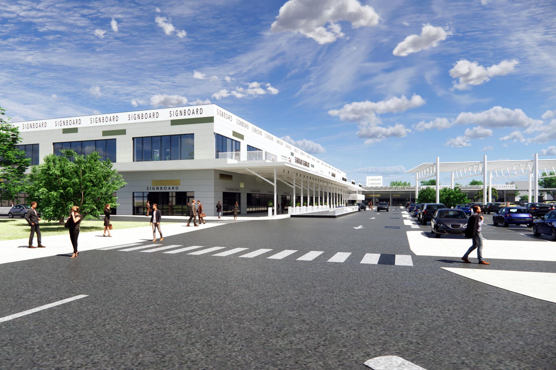 SCE Project Centro Commerciale La Fornace Tradate