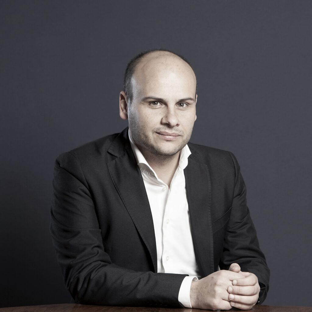 Antonio Cervello Bim Manager SCE Project