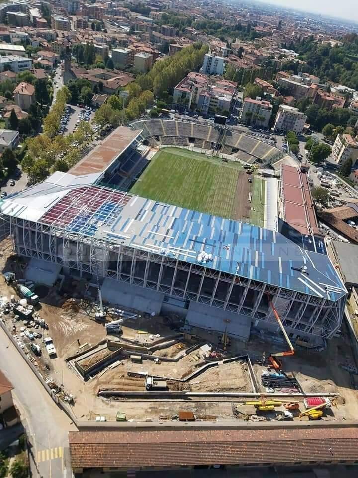Gewiss Stadium Stadio dell'Atalanta BIM