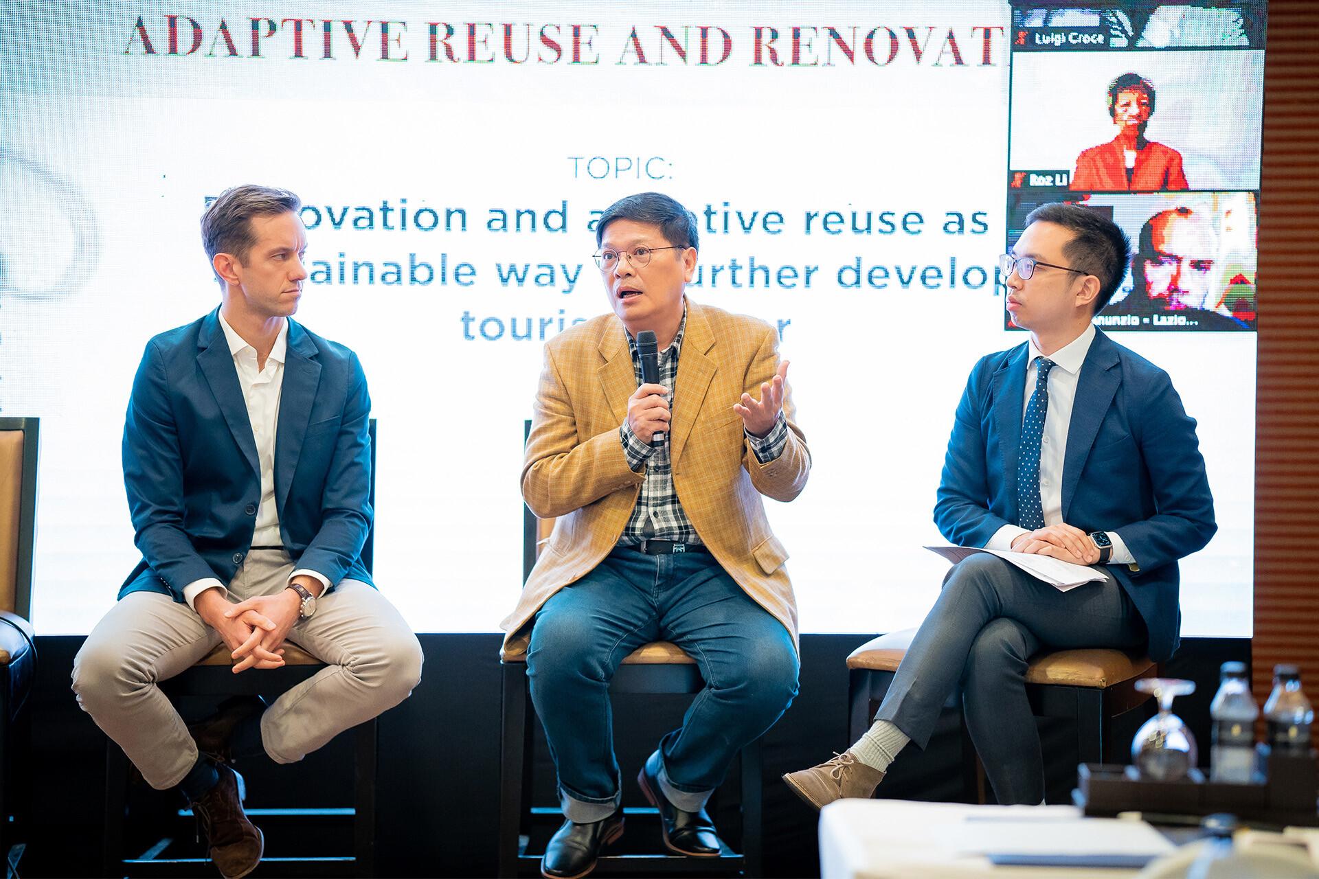Heritage Preservation & Economic Development in ASEAN 4