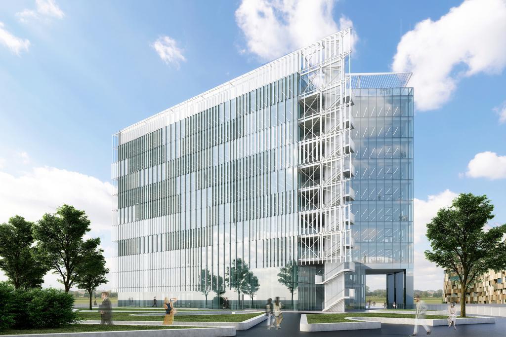 Edificio U3 Assago Milanofiori